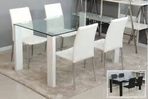 glass dining room table sets dress up your dinner table with these modern dining table decor ideas bif usa dining table