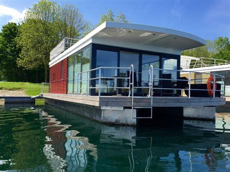 Hausboot Seehaus Xanten, Xanten, Firma Leppin