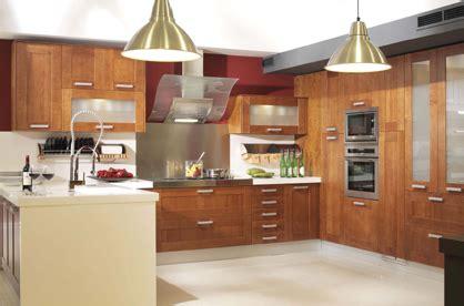 cuisine en hetre massif nos façades pour cuisines intégrées et équipées salles de
