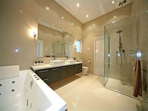 Contemporary Guest Bathrooms