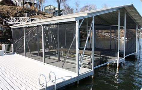 dock shade 6 from rock solid materials llc in bixby ok 74008