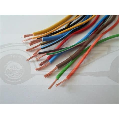 protection si e voiture fil électrique spécial automobile 065mm