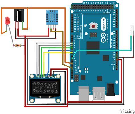 automatic ac temperature controller using arduino dht11