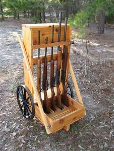Amish Wooden Goat Cart - Small Premium Coats, We and Guns