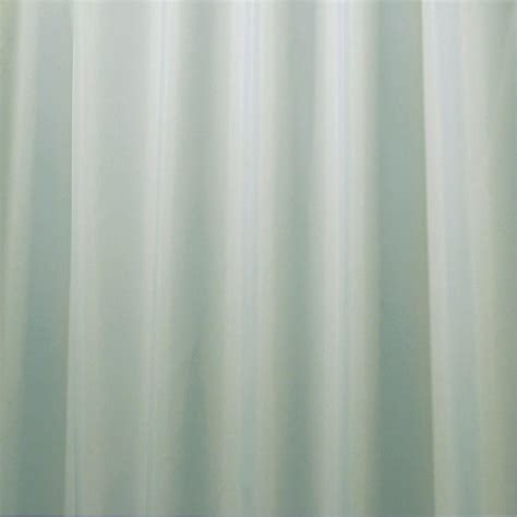 home depot shower curtains poly shower curtain liner in seafoam green 14654 the