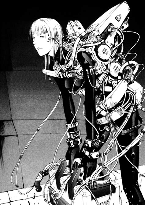 otaku gangsta tsutomu nihei quot blame quot ks concept