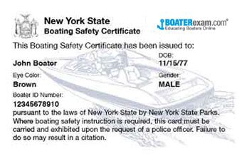 Nys Boating Laws by Official Nys Boaters Safety Course Boaterexam 174