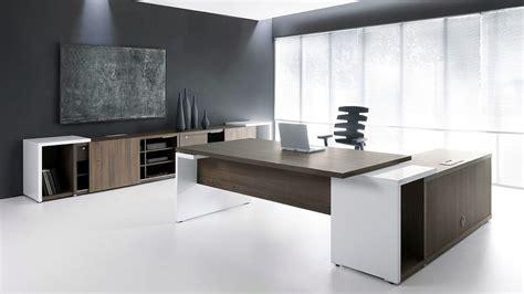 modern office desk ultra modern white espresso desk ambience dor 233