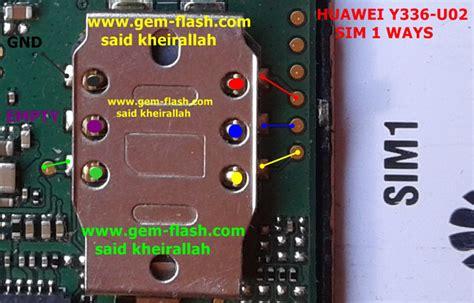 huawei y336 u02 insert sim card problem solution jumper ways