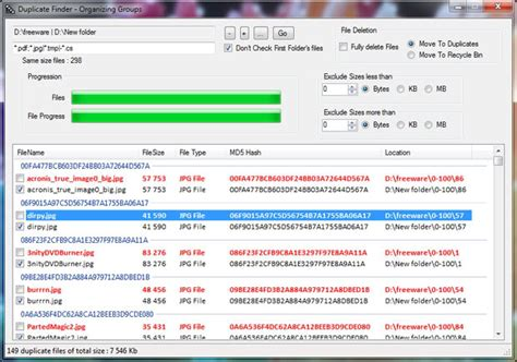 Image Source Finder Open Source Clone Of Duplicate Cleaner The Best