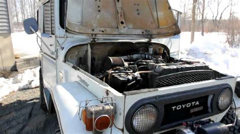 toyota bj    turbo diesel  youtube