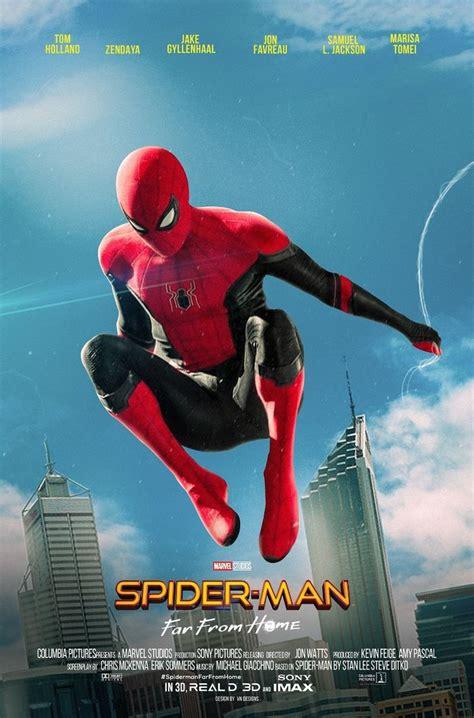 spider man lejos de casa pelicula completa en