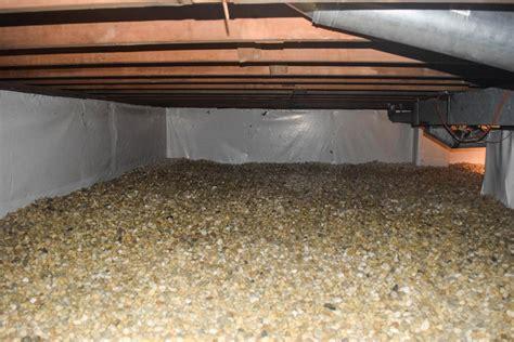 Crawl Space Repair  Waterproofing In Woodstown New Jersey