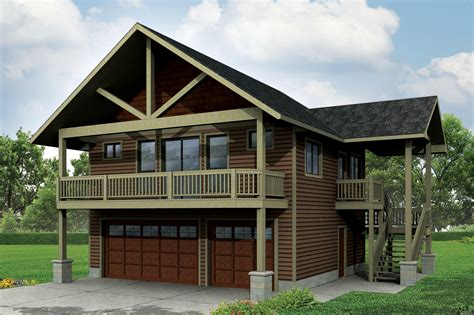 garage with apartments plan 72768da garage with apartment and vaulted spaces