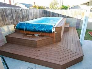 les 95 meilleures images du tableau hot tubs landscaping With awesome liner piscine hors sol octogonale bois 0 liner piscine hors sol octogonale bois myqto