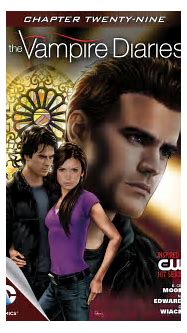 The Vampire Diaries Exclusive Digital Comic | The Mary Sue
