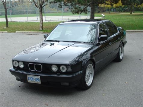 1990 Bmw 535i  News, Reviews, Msrp, Ratings With Amazing