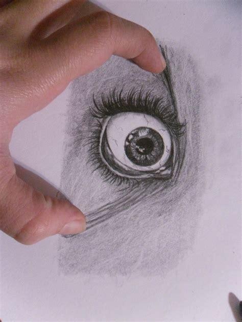 Dibujos de ojos a lapiz Arte en Taringa