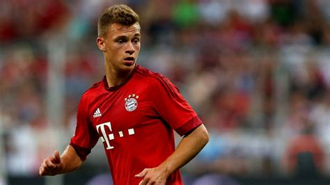 """08.05.1995) is a german defender who became part of the fc bayern squad in 2015. Joshua Kimmich with Thigh Injury, to Miss """"A Couple of Days"""" - Bavarian Football Works"""