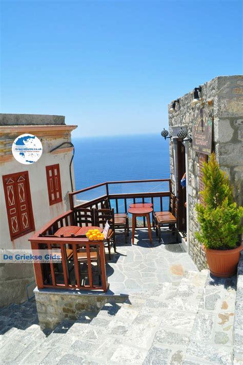 To blog της coffee island. Coffee shop in Olympos village, Karpathos island ...