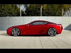 Lc Autos : 2012 lexus lf lc hybrid sport coupe concept side 2 ~ Gottalentnigeria.com Avis de Voitures