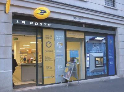 bureau poste la poste