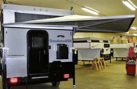 feature   spotlight  bunduawn batwing awning truck camper adventure