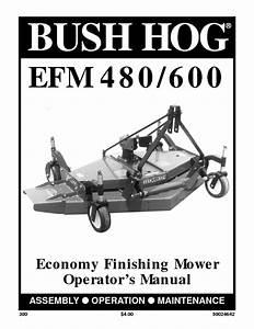 Efm 60 Manuals
