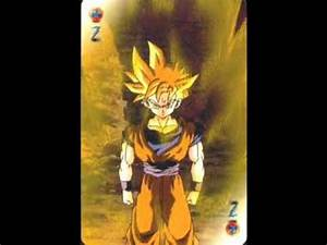 DBZ - Super Saiyan: Goten - Forms 1-4 - YouTube