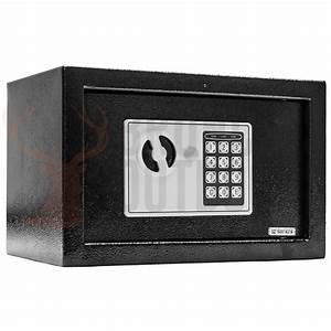 outdoor outfitters ammo valuables safe 200 x 310 x 200mm