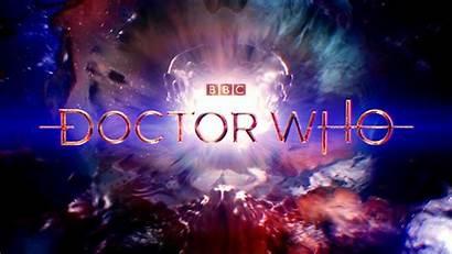 Doctor Title Tardis Season Sequence Card