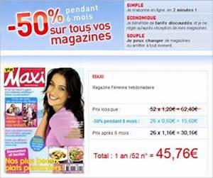 Abonnement Presse Pas Cher : offrir abonnement magazine pas cher ~ Premium-room.com Idées de Décoration