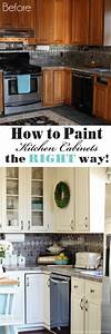 How to Paint Kitchen Cabinets (A Step-by-Step Guide