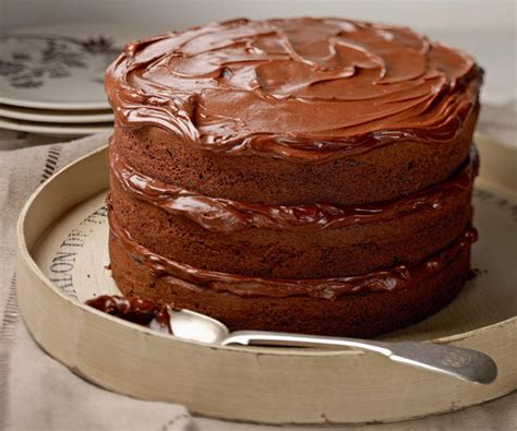 beurre de cuisine recette de gâteau géant au chocolat gourmand