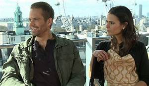 Paul Walker and Jordana Brewster - Best Action Scenes ...