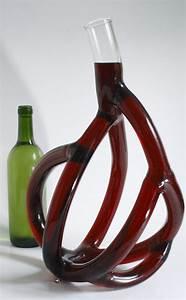 Stranger Wine: Hand-Blown Glass Wine Decanters by Etienne ...