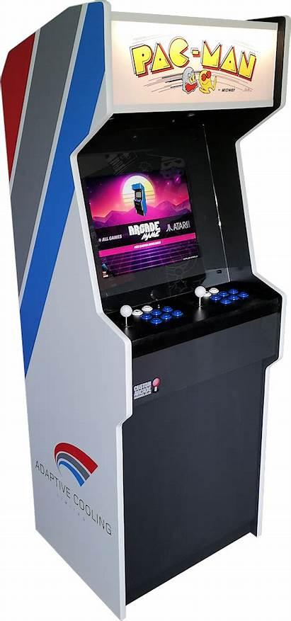 Arcade Ten Mark Machine Machines Custom