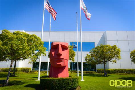 Inside Kingston Technology Headquarters, USA | Custom PC ...