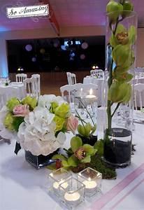 Deco Vert Anis : d coration de table et salle vert anis pour un mariage ~ Teatrodelosmanantiales.com Idées de Décoration