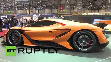 China's Techrules Trev And Apollo Arrow