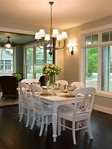 Captivating, Country, Dining, Room