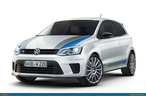 Ausmotivecom Road Going Volkswagen Polo R Wrc Revealed