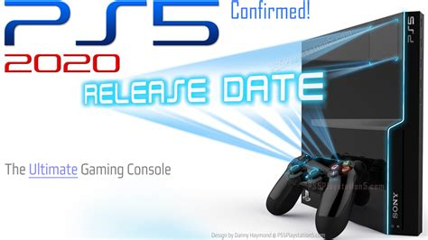 playstation ps release date