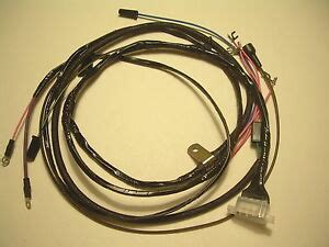 Chevy Impala Belair Biscayne Engine Wiring Harness