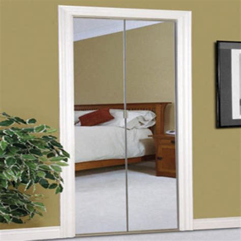 colonial elegance 174 beveled 30 quot x 80 1 2 quot steel frameless