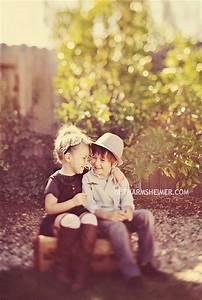 bokeh, couple, cute, kids, little boy, little girl - image ...
