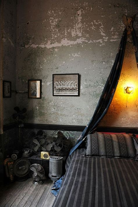 cool grunge interior designs