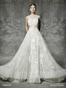 romantic lace collection yolancris 2016 wedding dresses With lace wedding dresses 2016