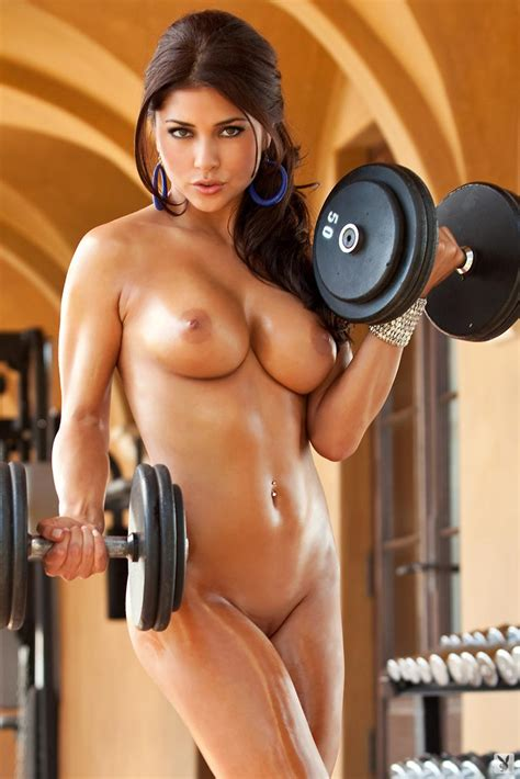 Arianny Celeste Nude Pussy And Tits Shes Hot