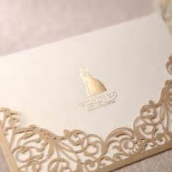 custom wedding invitation printing gorgeous lace cut out free personalized customized printing wedding invitations cards custom